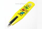 超薄膠片原子筆