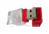 水晶USB