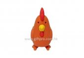 USB 12生肖軟膠 (雞)