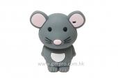 USB 12生肖軟膠 (鼠)