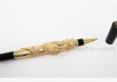 龍形行政金屬筆
