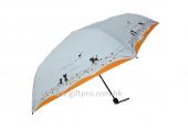 纖巧廣告短傘