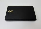 型格黑色磁石盒