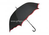 廣告雨傘 (皮柄)
