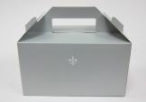 型格摺盒 (裝襪)