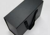 型格禮盒連絲帶手挽