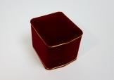 紅色絲絨戒指禮盒