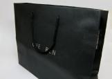 型格黑色紙袋