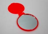 輕巧圓形摺合式鏡