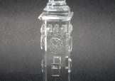 特製立體水晶鐘樓